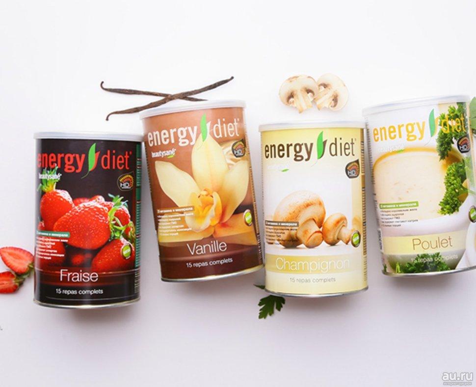 Диет Энерджи Новинки. Energy Diet